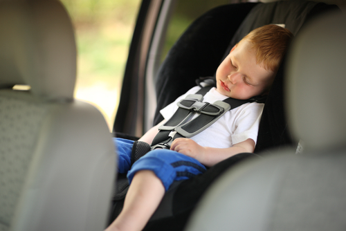 Children Safety Tips While Driving Cars