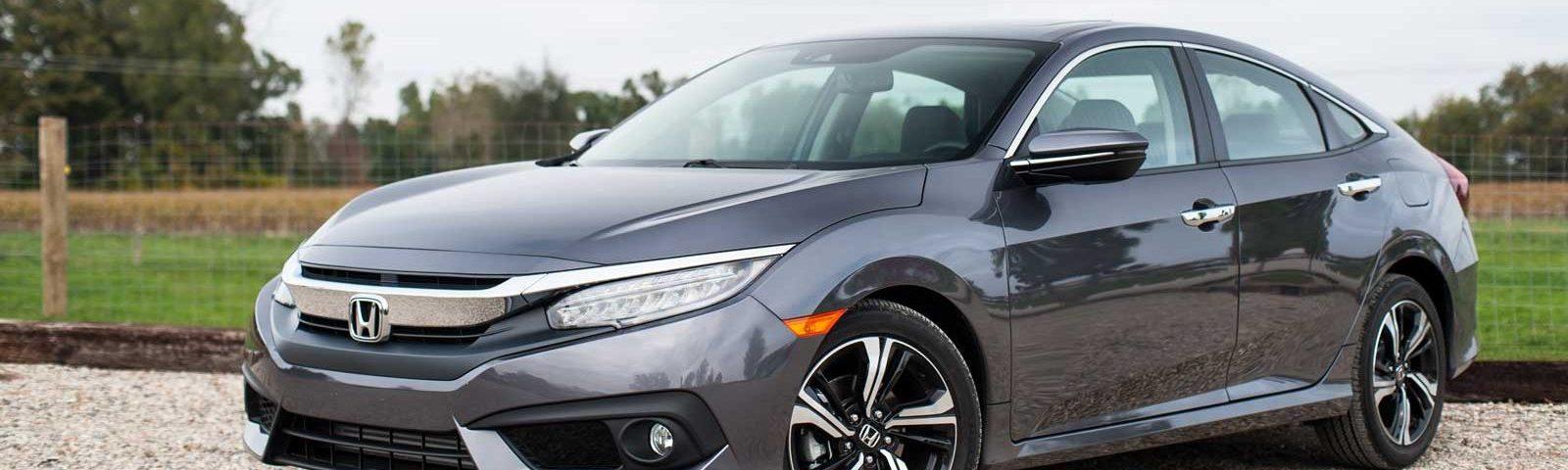 New Honda Civic 2016