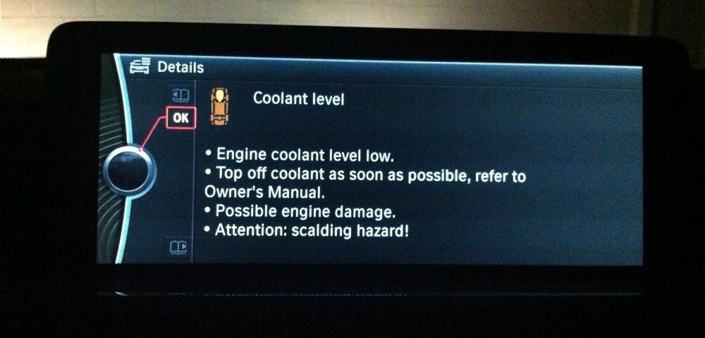 Car Engine Coolant Types