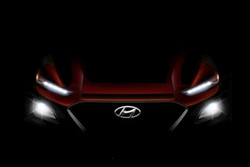 Hyundai First Release Trailer of New Suv Kona