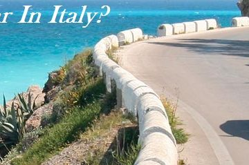 How To Rent A Car In Italy?