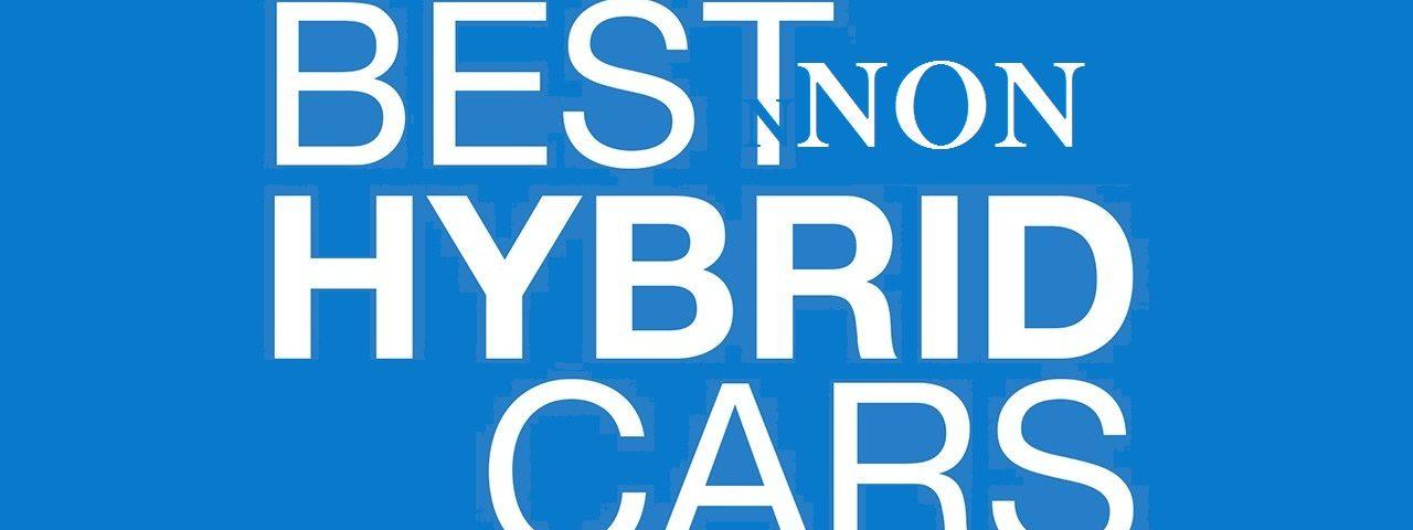 Most Fuel Efficient Non Hybrid Cars