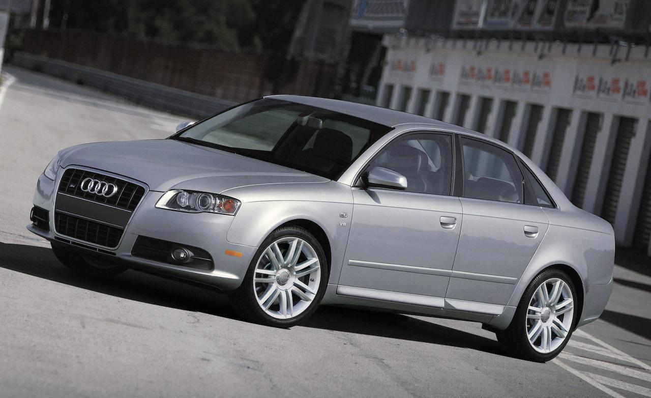 Kelebihan Audi S4 2008 Review