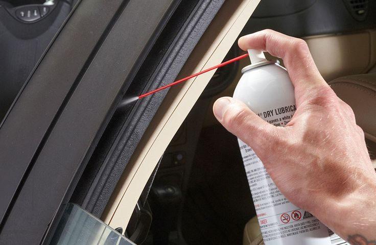 Good Lubricants for Car Window Tracks