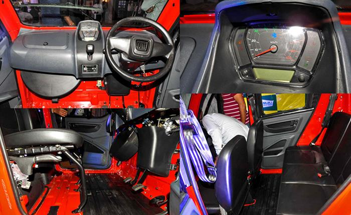 Bajaj New Car 200 Cc in India