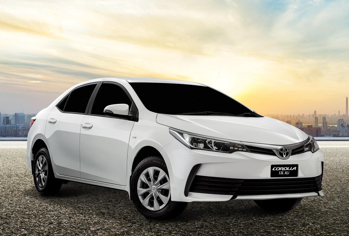 Toyota Corolla XLI vs GLI 2017 Pakistan