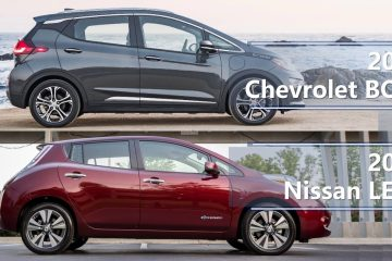 Chevy Bolt Vs Nissan Leaf