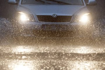 Top Reasons Car Wont Start While Driving In Heavy Rain