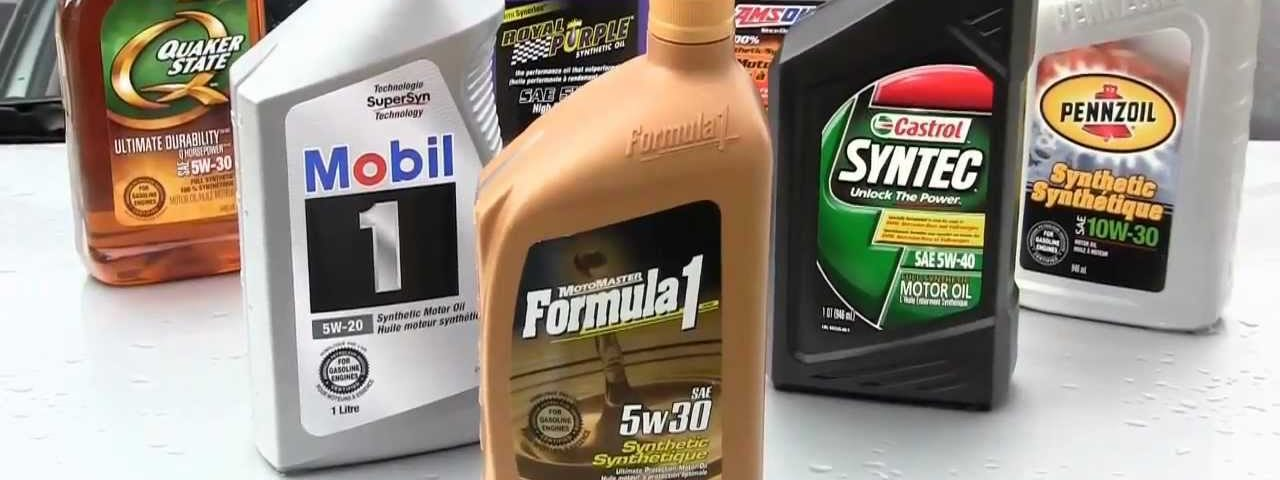 Can You Change the Motor Oil Brands