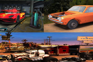 Top virtual car mechanic games/applications