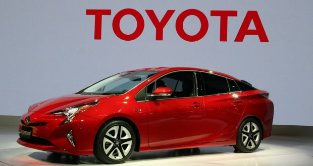 Toyota Electric Car Range