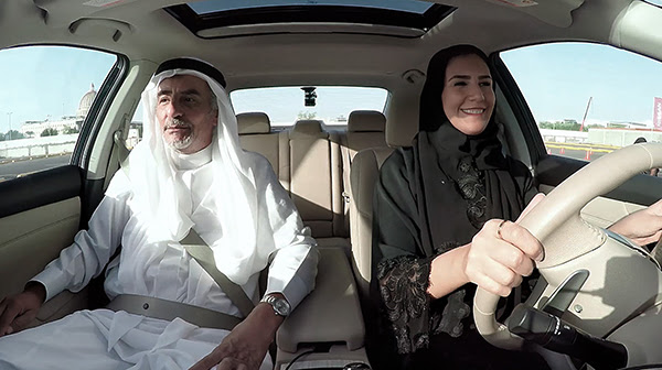 Nissan Finally Launch a compaign for Saudi Women to Drive a Car