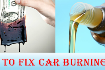 How to Fix Car Burning Oil