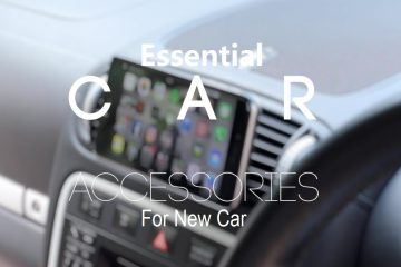 Essential Car Accessories for New Car