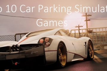 Top 10 Car Parking Simulator Games