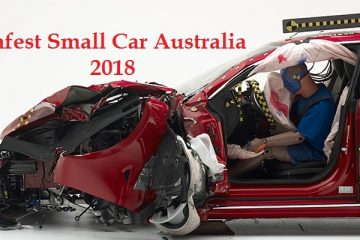 safest small car australia 2018