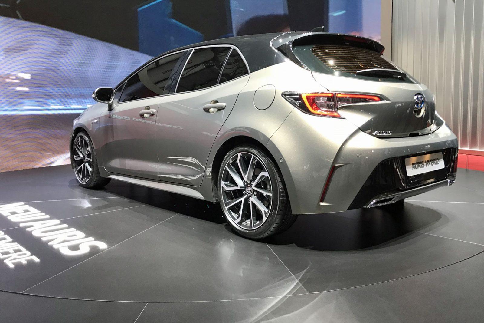 Toyota Auris Mitat