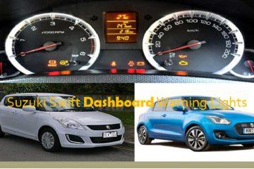 Suzuki Swift Dashboard Warning Lights