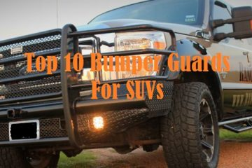 Top 10 Bumper Guards For SUVs
