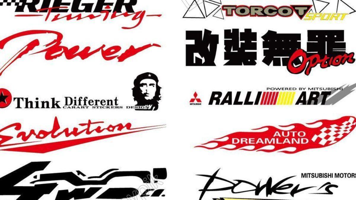 Best Sticker Design For Cars Samples