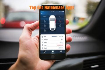 Top Car Maintenance Apps