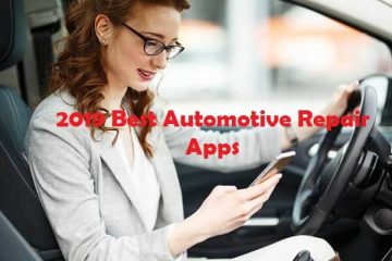 2019 Best Automotive Repair Apps