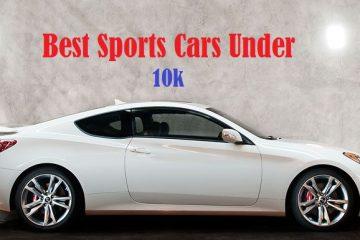 Best Sports Cars Under 10k