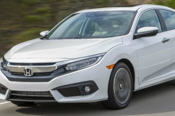 2016 Honda Civic Oil Type