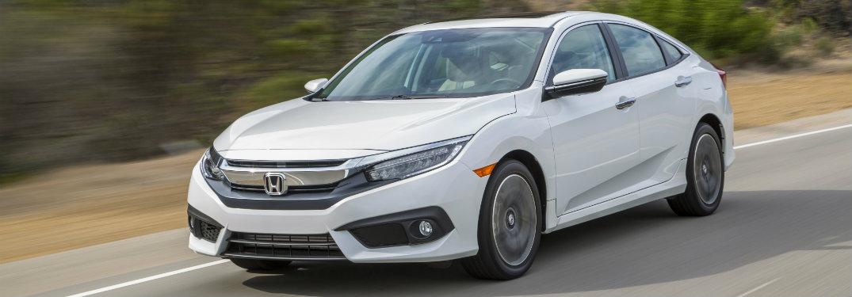 2016 Honda Civic Oil Type