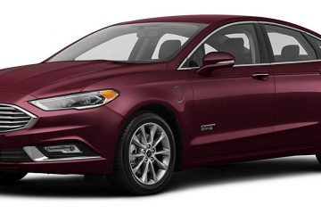 2017 ford fusion oil type
