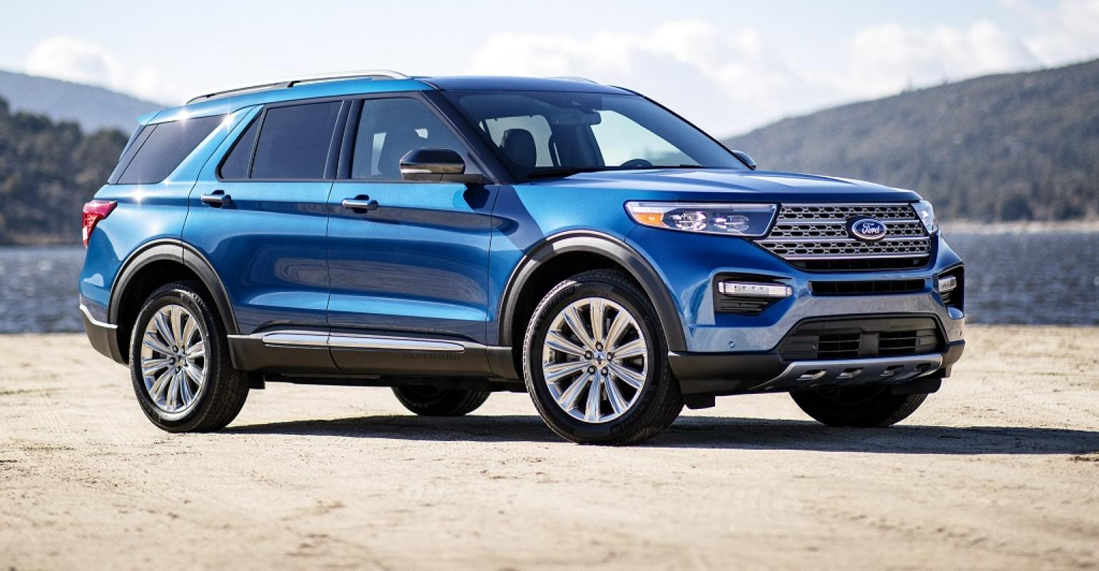 Midsize Suv with Most Cargo Space 2020