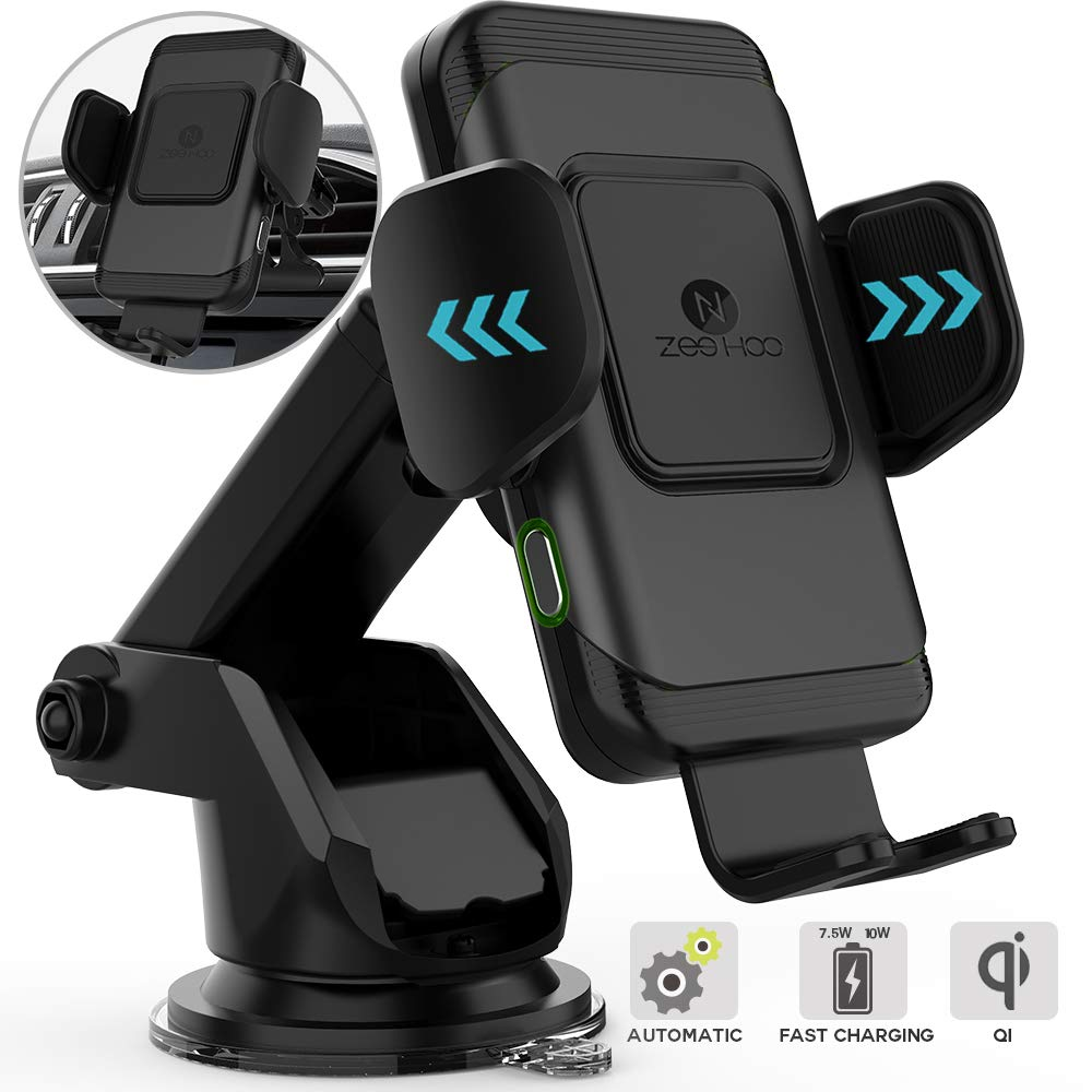 Automatic Sensor Car Phone Holder and Charger