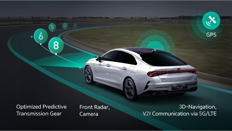 World's First ICT Connected Shift System Develop By Hyundai and Kia