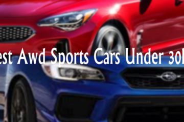 Best Awd Sports Cars Under 30k