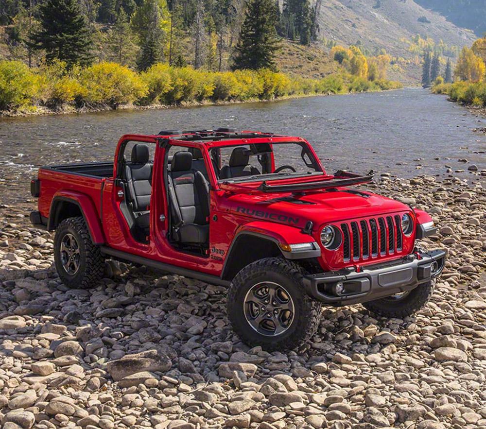 2020 jeep gladiator specs