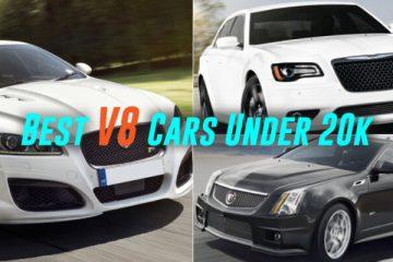 Best V8 Cars Under 20k
