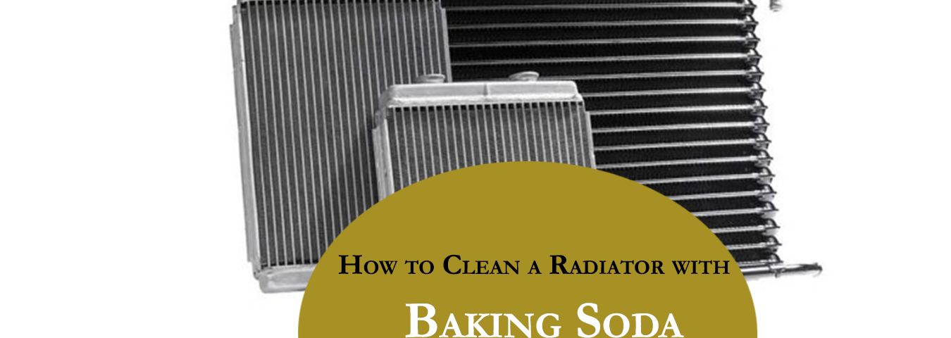 How to Clean a Radiator with Baking Soda