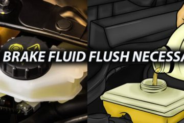 IS A BRAKE FLUID FLUSH NECESSARY?