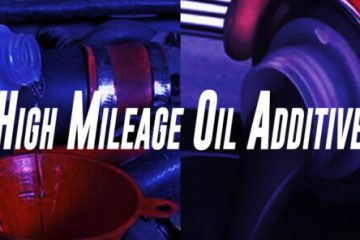 High Mileage Oil Additive