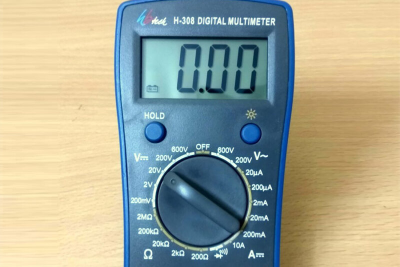 How To Test Car Battery Amps With Multimeter
