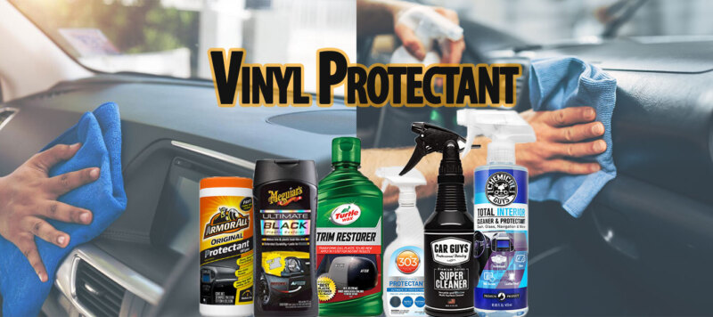 Best Vinyl Protectant For Cars