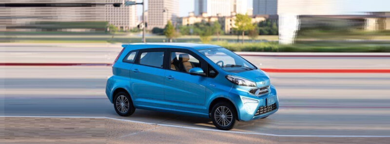 Chinese company promising the most competitive launch of electric cars in Garland