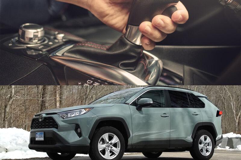 2020 Toyota Rav4 Transmission Problems
