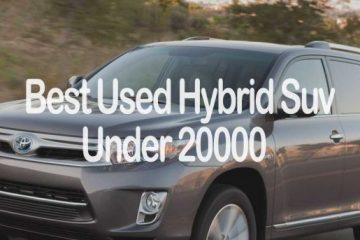 Best Used Hybrid Suv Under 20000