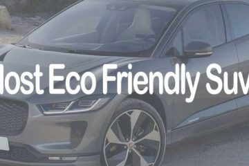 Most Eco Friendly Suvs