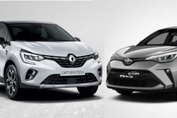 Quite near Renault to matching Toyota for hybrid vehicle prices