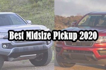 Best Midsize Pickup 2020