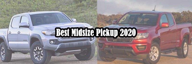 Best Midsize Pickup 2020