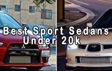 Best Sport Sedans Under 20k
