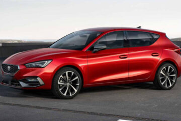 Best Buy Car of Europe 2021, AUTOBEST 2021 wins the all-new SEAT Leon.